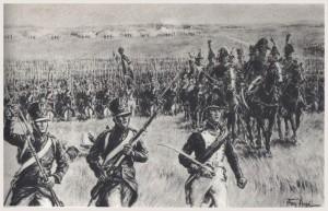 Waterloo 1815, Angriff des 1. Armeekorps d´Erlon