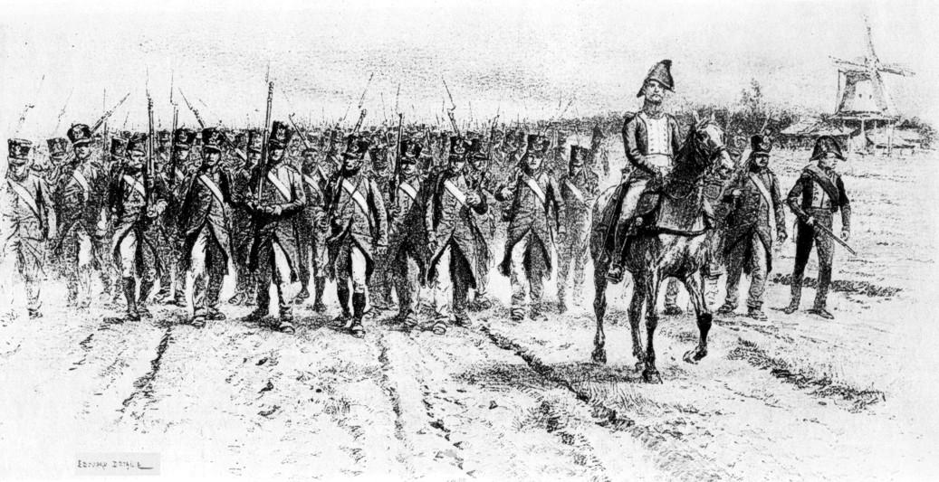 franzoesische-linieninfanterie