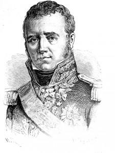 Marschall Claude-Perrin Victor, Herzog von Belluno (1764-1841)