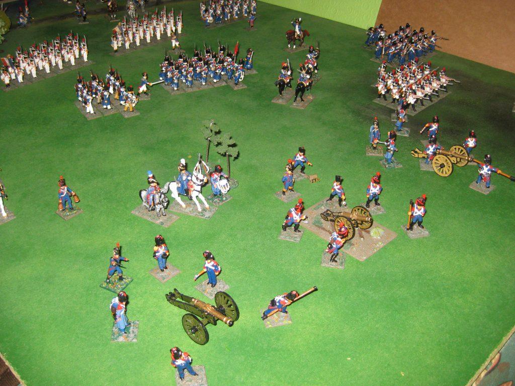 Die Truppen der Alten Garde