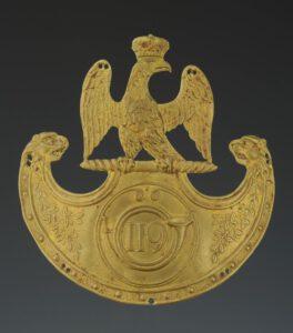 119ème Regiment de Ligne, Modell 1810, Voltigeure