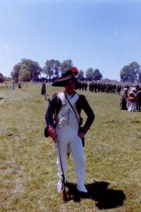 Bild 3 - Grenadier Taside präsentiert sich in seiner ganzen Pracht.