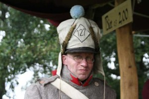 Der Sergeant von den 127ern