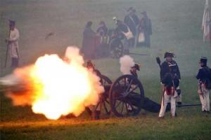 Geschützfeuer