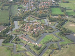 Bild 1 - Die Festung