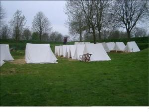 Bild 2 - Zeltlager der 8ème