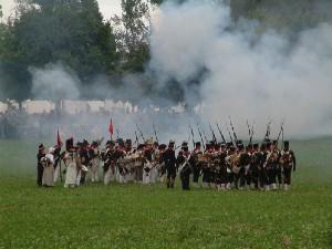Bild 10 - Im Abwehrkampf der Preussen bleibt unser Angriff stecken