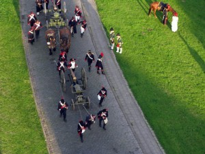 Abschnitt 3 Bild 4 - Nun kommt auch die Artillerie