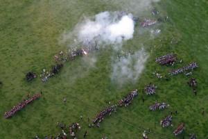 Abschnitt 3 Bild 7 - Die Schlacht beginnt!