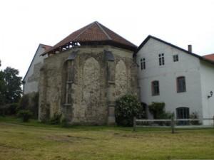 Bild 1 - Kapelle des Rittergutes