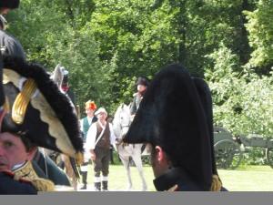 Bild 23 - Auch der Kaiser ist da