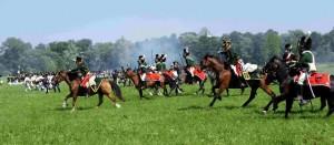 Bild 27 - Doch heute ist der Tag unserer Kavallerie!