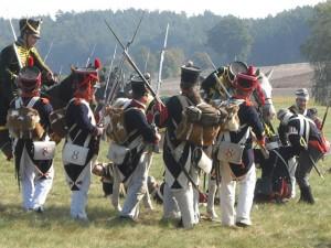 Bild 15 - Feindliche Kavallerie greift an!