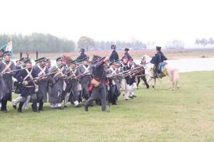 Bild 16 - Jetzt rückt die feindliche Infanterie vor!