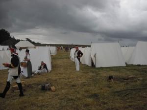 Bild 22 - Letzte Eindrücke in unserem Lager vor der letzten Schlacht