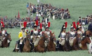 Bild 30 - Unsere Kavallerie unterstützt uns.