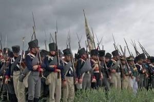 Bild 38 - Die Preussen kommen...