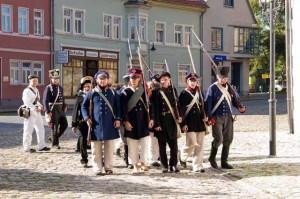 Bild 17 - Plötzlich erscheinen auch ein paar preussische Einheiten