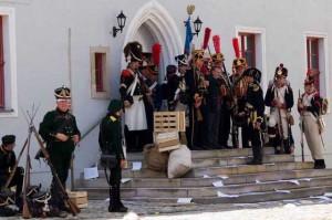 Bild 25 - Der Maire von Buttstädt wird verhaftet