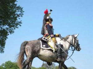 Bild 9 - Wir erhalten Unterstützung durch das 7. Kürassier-Regiment