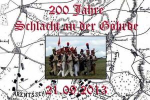 Göhrde 2013 - Unter Verwendung von Fotos aus dem Bildbericht von Norbert Weise www.norbert-weise.de