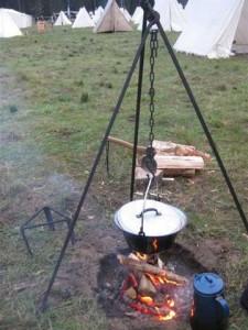 Bild 01C - Unsere Suppe  duftet herrlich...