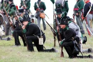 Bild 19 - Mit Kaltblütigkeit erwarten uns die Braunschweiger