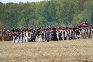 Bild 15 - Aber auch die anderen Brigaden rücken vor