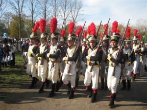 Bild 20 - Unsere polnischen Bundesgenossen formeiren sich