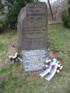 Bild 4 - Zum Gedenken an die Geschehnisse am 31.10.1806 und Befreiung Küstrins am 20. März 1814