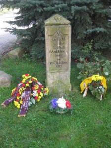 Bild 10 - Zum Gedenken an die schweren Kämpfe um Markkleeberg am 16. Oktober 1813