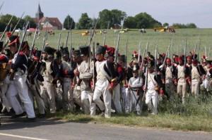Bild 12 - Die Infanterie folgt sofort.