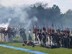 Bild 20 - Unser Bataillon im schweren Kampf