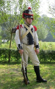Bild 11 - Eine Westphale vom Regiment Jerome-Napoleon