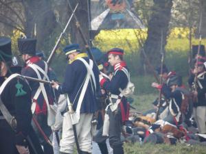 Bild 25 - Die Preußen erleiden schwere Verluste.