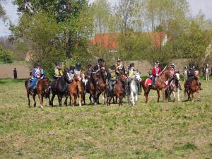 Bild 26 - Doch die Alliierten geben sich noch nicht geschlagen. Ihre Kavallerie rückt nun vor.