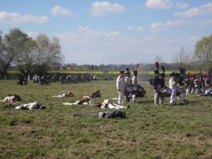 Bild 30 - Am Ende der Schlacht.