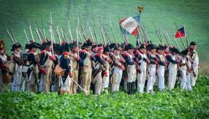 Bild 10 - Die Grande Armee formiert sich.