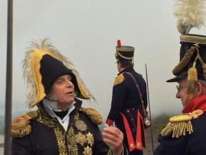 Bild 6 - Die Kannonade beginnt. Es gibt neue Befehle.