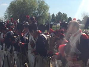 Bild 6 - Die Schlacht kann beginnen.