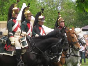 Bild 07 - Unser Flankenschutz - Die Dragoner vom 2. Regiment