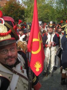 Bild 18- Die Truppen des Kaisers beginnen sich zu sammeln.