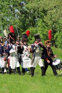 Bild 11 - Unser Bataillon rückt nun an.