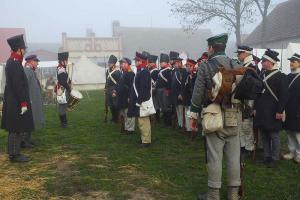 Bild 13 - Auch die Preussen machen sich fertig.