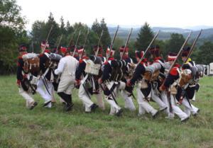 Bild 03 - Im Verbund mit der 37ème wird marschiert...