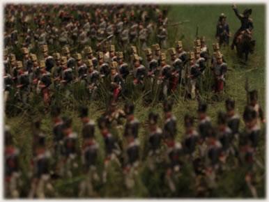 Die 8ème en Miniature im Jahre 1815 - Bild 2
