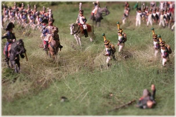 Die 8ème en Miniature im Jahre 1815 - Bild 3