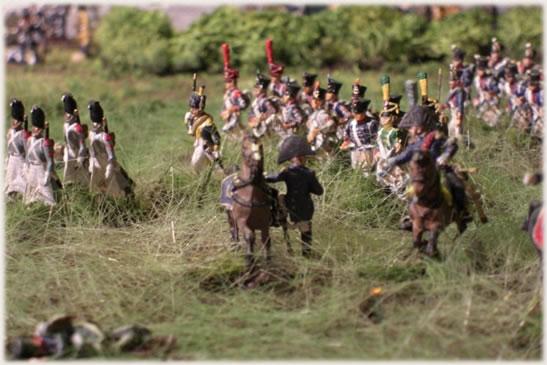 Die 8ème en Miniature im Jahre 1815 - Bild 4