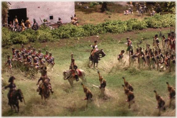 Die 8ème en Miniature im Jahre 1815 - Bild 6