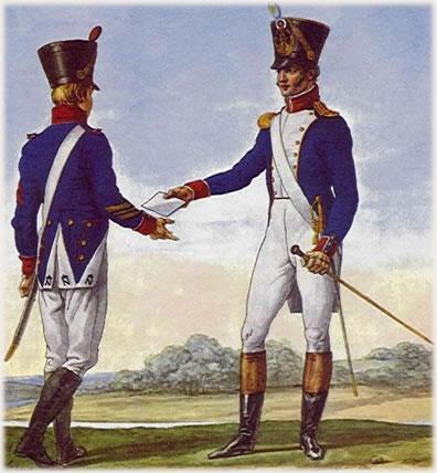 Lieutenant Cazimir Charles Lahogue